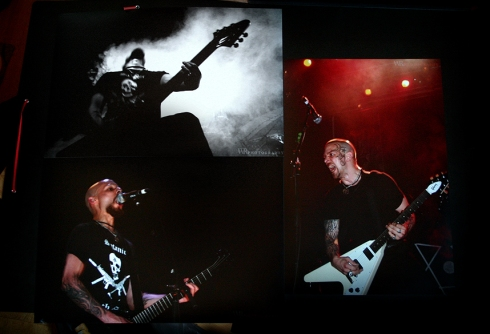 Concert Photos, Dissection