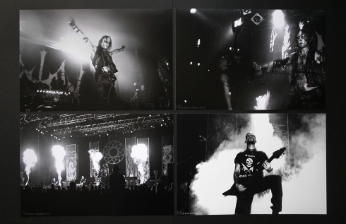 Concert, Photos Watain