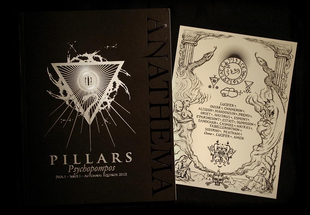 Pillars I, Card