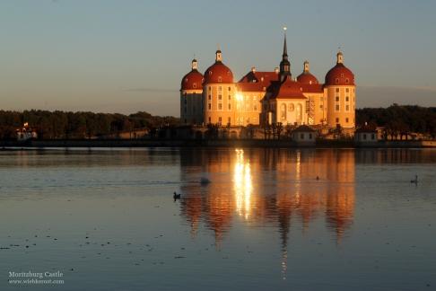 Moritzburg Sunset