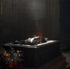 Electorial Chapel, grave