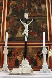 Dome of Meißen, altar