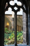 Cloister Window