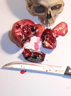 """""""Gnosis through the knife"""", Nov. '14"""