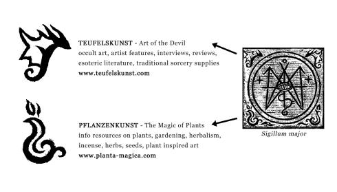 Teufelskunst - Pflanzenkunst copy
