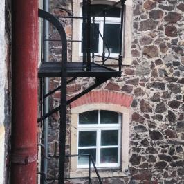 Fire ladder, 2017