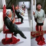 """""""13 am Tisch"""" by Feng Lu"""